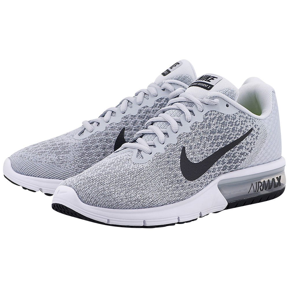 Nike - Nike Air Max Sequent 2 869994-001 - ΓΚΡΙ