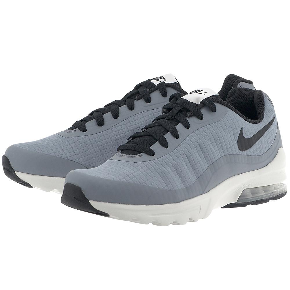 Nike – Nike Air Max Invigor 870614001-4 – ΓΚΡΙ ΣΚΟΥΡΟ
