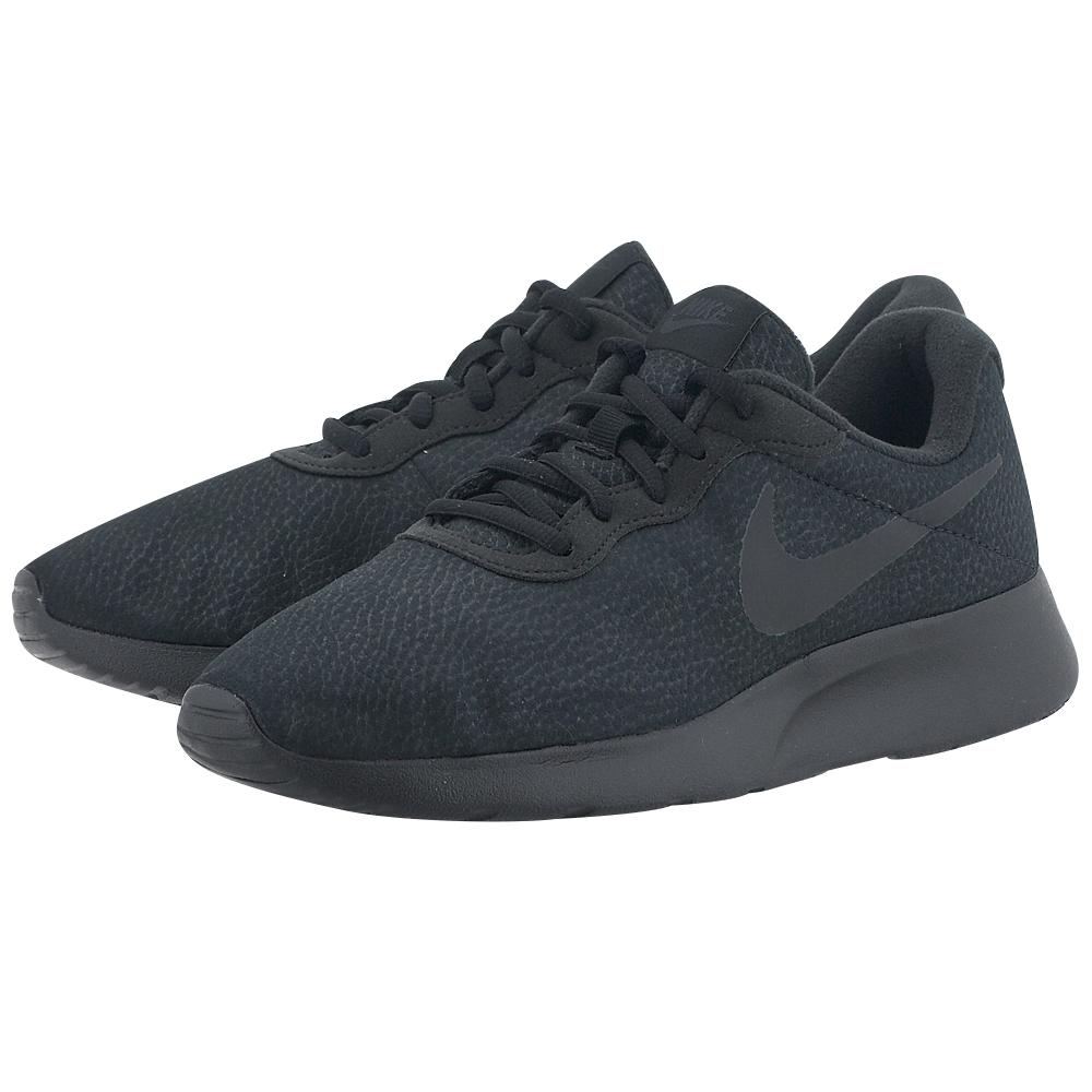 Nike – Nike Men's Tanjun Premium Shoe 876899-005 – ΜΑΥΡΟ