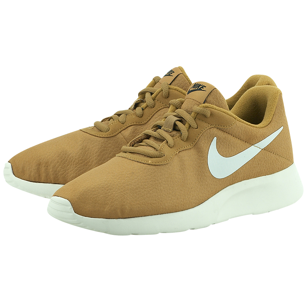 Nike - Nike Men's Tanjun Premium Shoe 876899-700 - ΚΑΜΕΛ