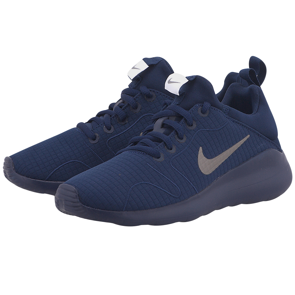 Nike - Nike Kaishi 877044400-3 - ΜΠΛΕ ΣΚΟΥΡΟ