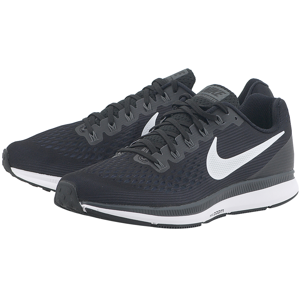 Nike - Nike Air Zoom Pegasus 34 Running 880555-001 - ΜΑΥΡΟ