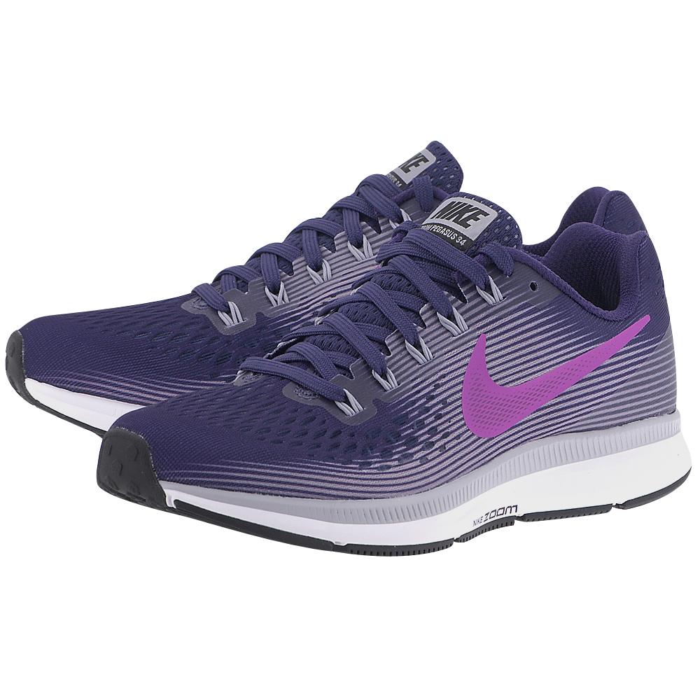 Nike - Nike Air Zoom Pegasus 34 880560-500 - ΜΩΒ