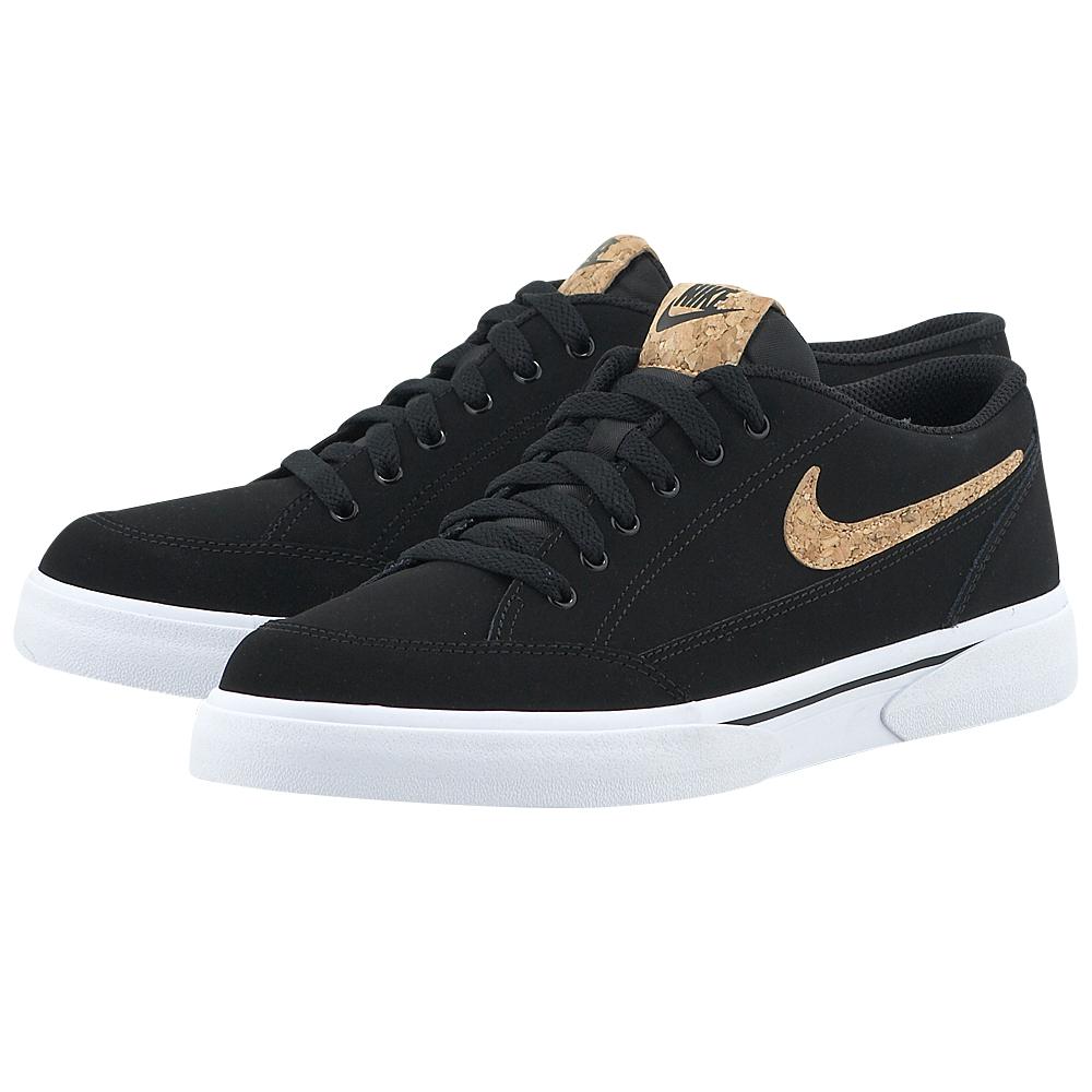 Nike – Nike GTS '16 Premium Shoe 882399001-4 – ΜΑΥΡΟ