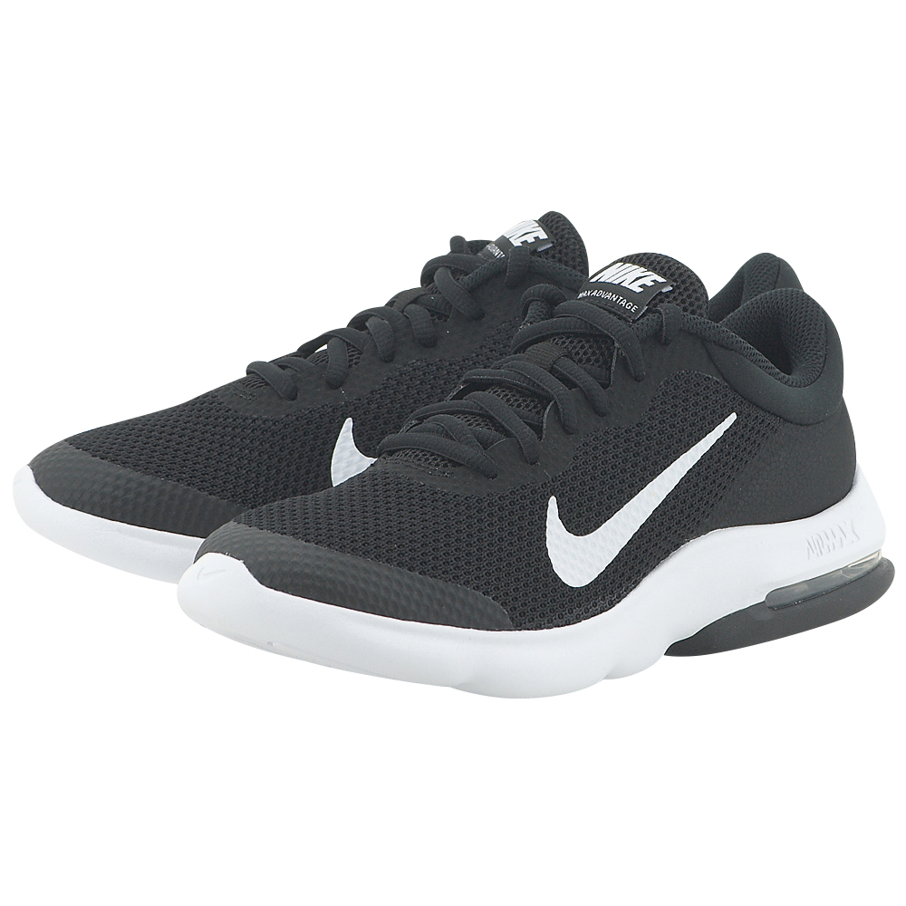 Nike - Nike Air Max Advantage (GS) Running 884524-002 - ΜΑΥΡΟ
