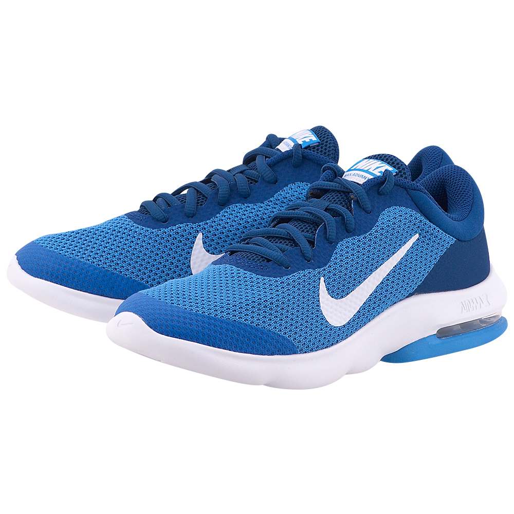 Nike - Nike Air Max Advantage (GS) 884524-400 - ΜΠΛΕ