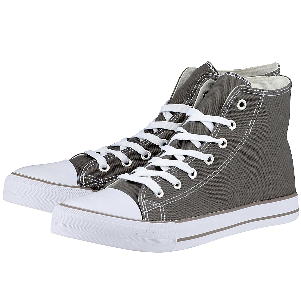 X Dream - X Dream 89123-4 - ΓΚΡΙ outlet   ανδρικα   sneakers   mid cut