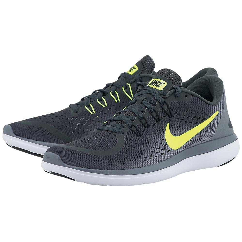 Nike - Nike Flex 2017 RN 898457-007 - ΓΚΡΙ