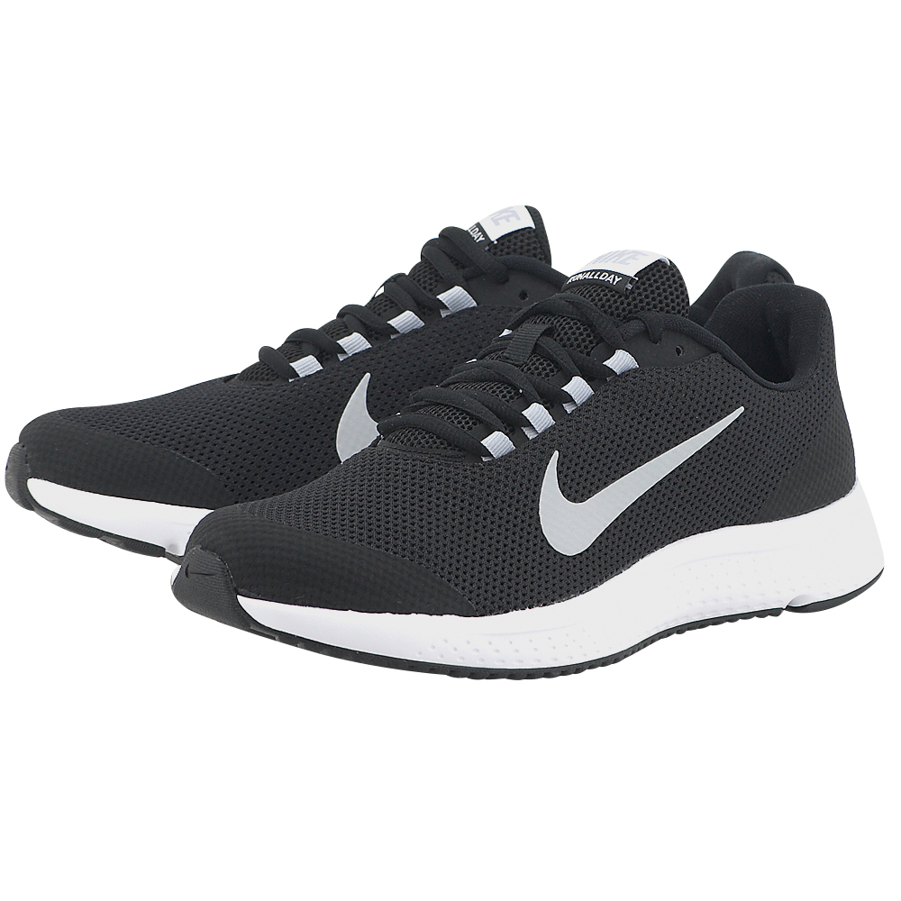 Nike - Nike RunAllDay Running 898464-001 - ΜΑΥΡΟ