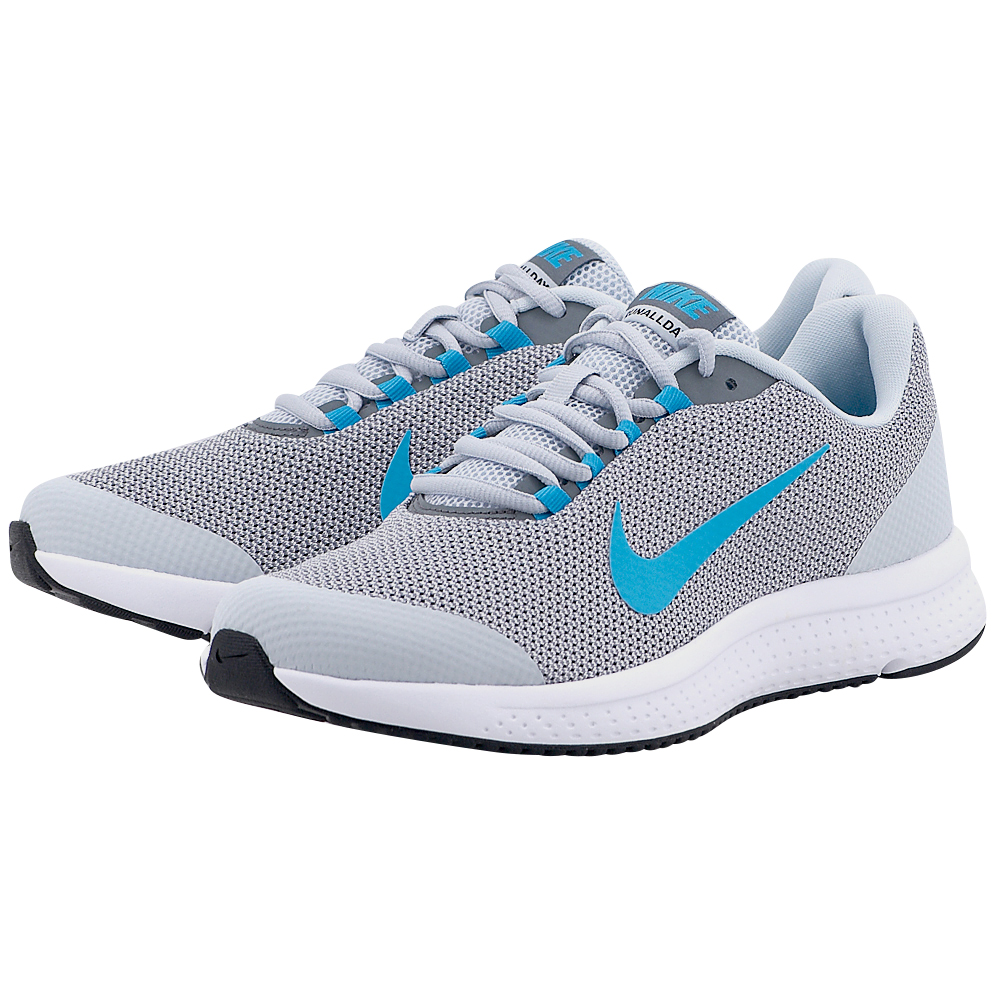 Nike - Nike RunAllDay 898464-004 - ΓΚΡΙ