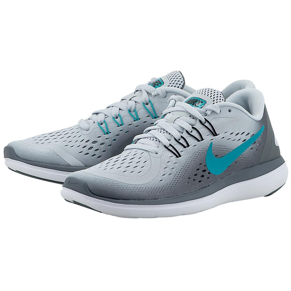Nike - Nike Flex 2017 RN Running 898476-007 - ΓΚΡΙ