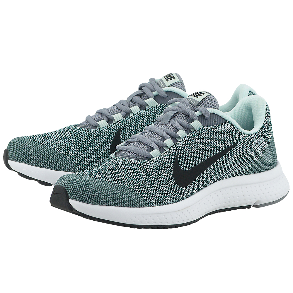 Nike - Nike Runallday Running 898484-009 - ΠΡΑΣΙΝΟ/ΓΚΡΙ