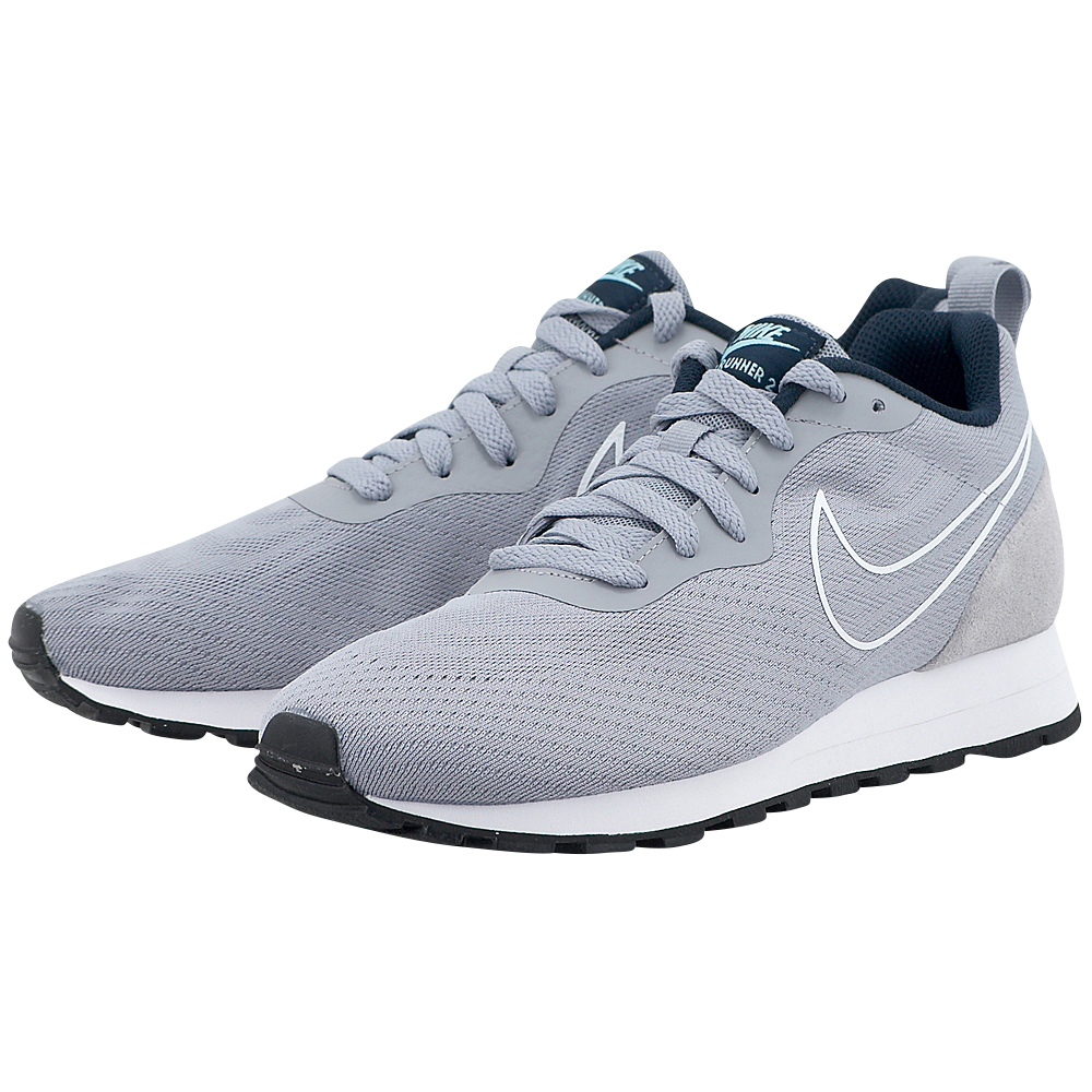 Nike - Nike MD Runner 2 Mesh 902815-001 - ΓΚΡΙ
