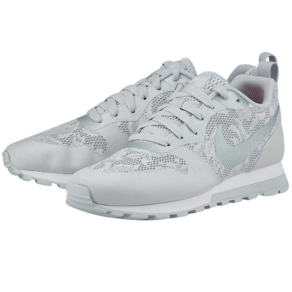 Nike – Nike MD Runner 2 BR 902858-002 – ΓΚΡΙ ΑΝΟΙΧΤΟ