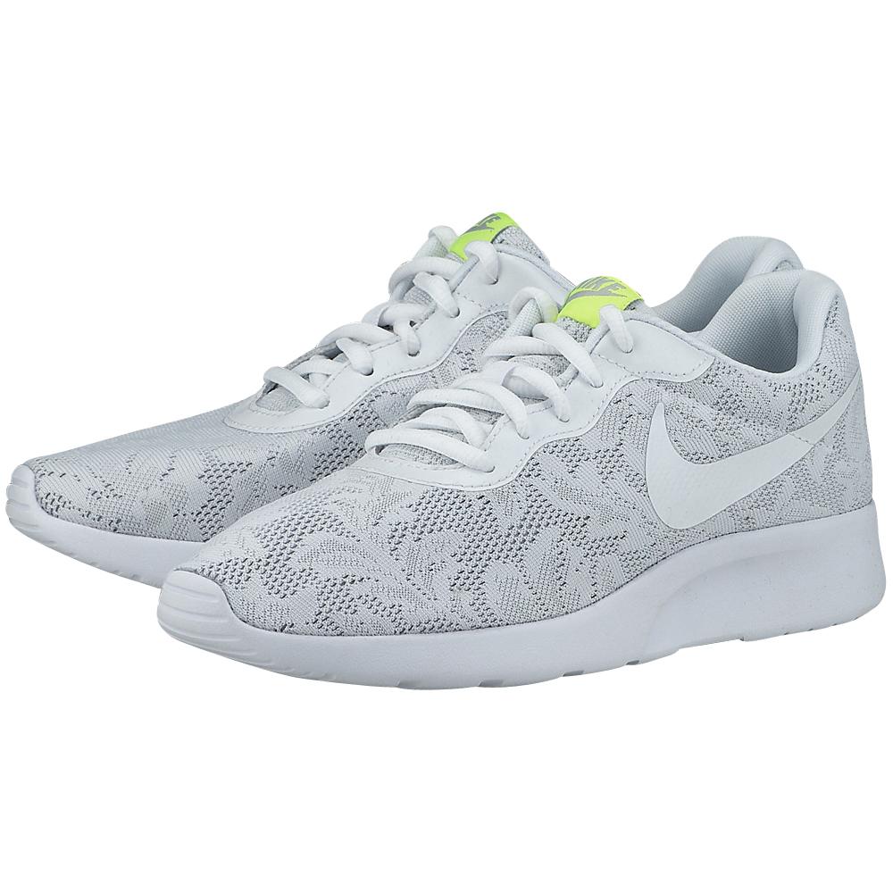 Nike - Nike Tanjun ENG 902865-100 - ΛΕΥΚΟ γυναικεια   αθλητικά   running