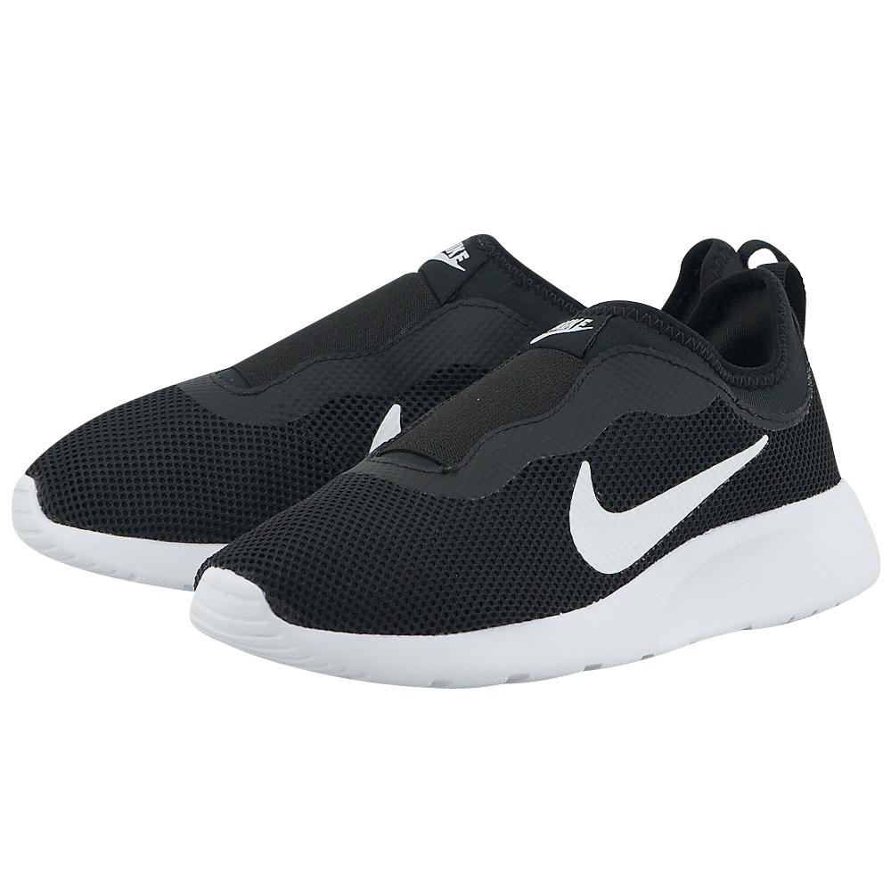 Nike - Nike Tanjun Slip-On 902866-002 - ΜΑΥΡΟ