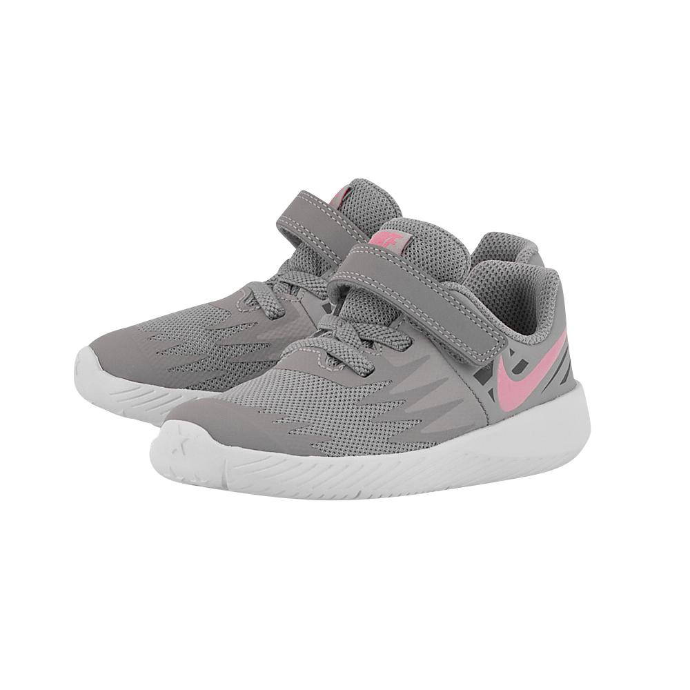 Nike – Nike Star Runner (TDV) Toddler 907256-002 – ΓΚΡΙ