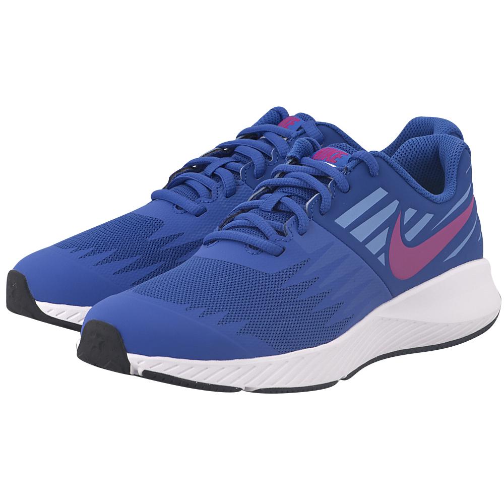 Nike – Nike Star Runner (GS) Running 907257-403 – ΜΠΛΕ
