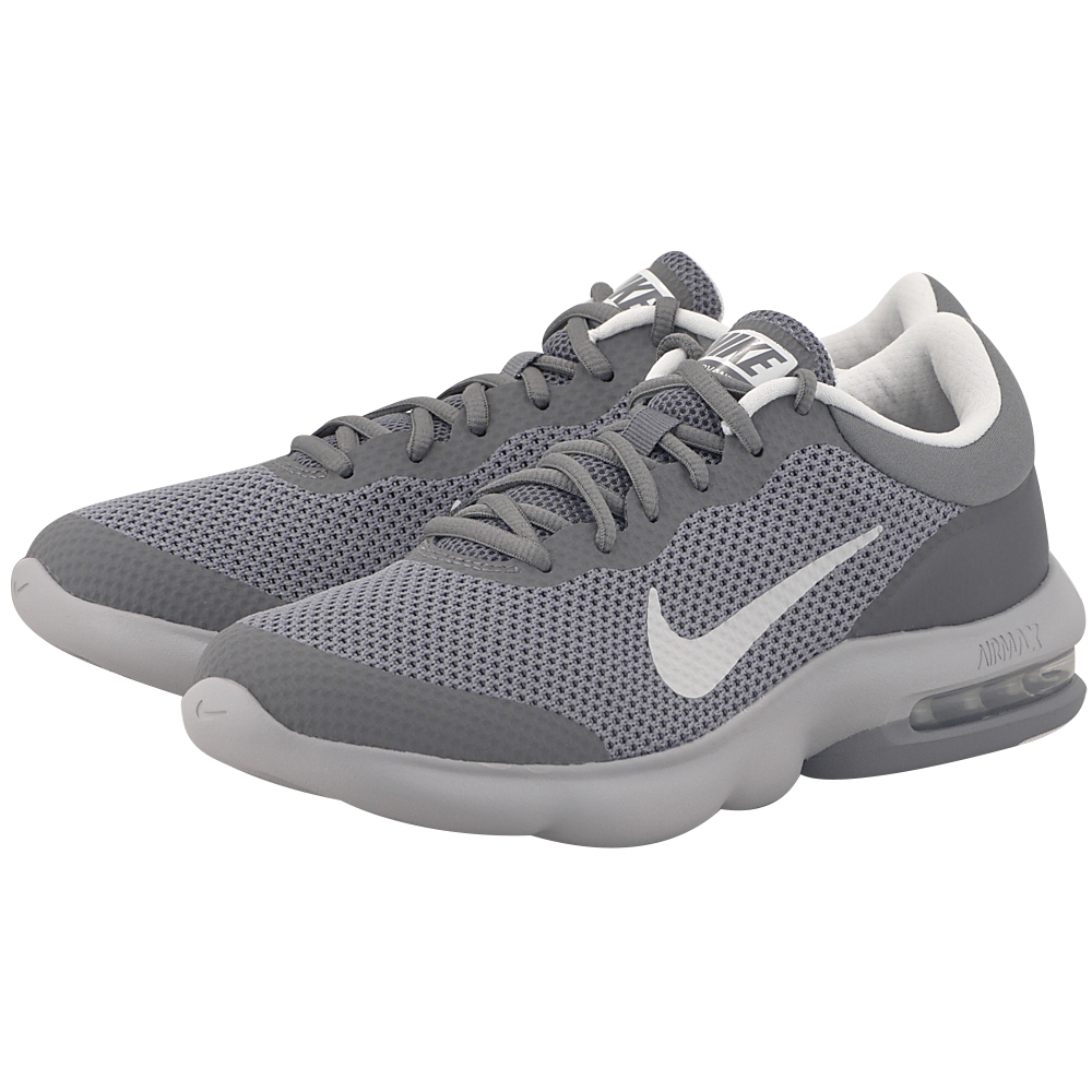 Nike - Nike Air Max Advantage Running 908981-007 - ΓΚΡΙ ΣΚΟΥΡΟ