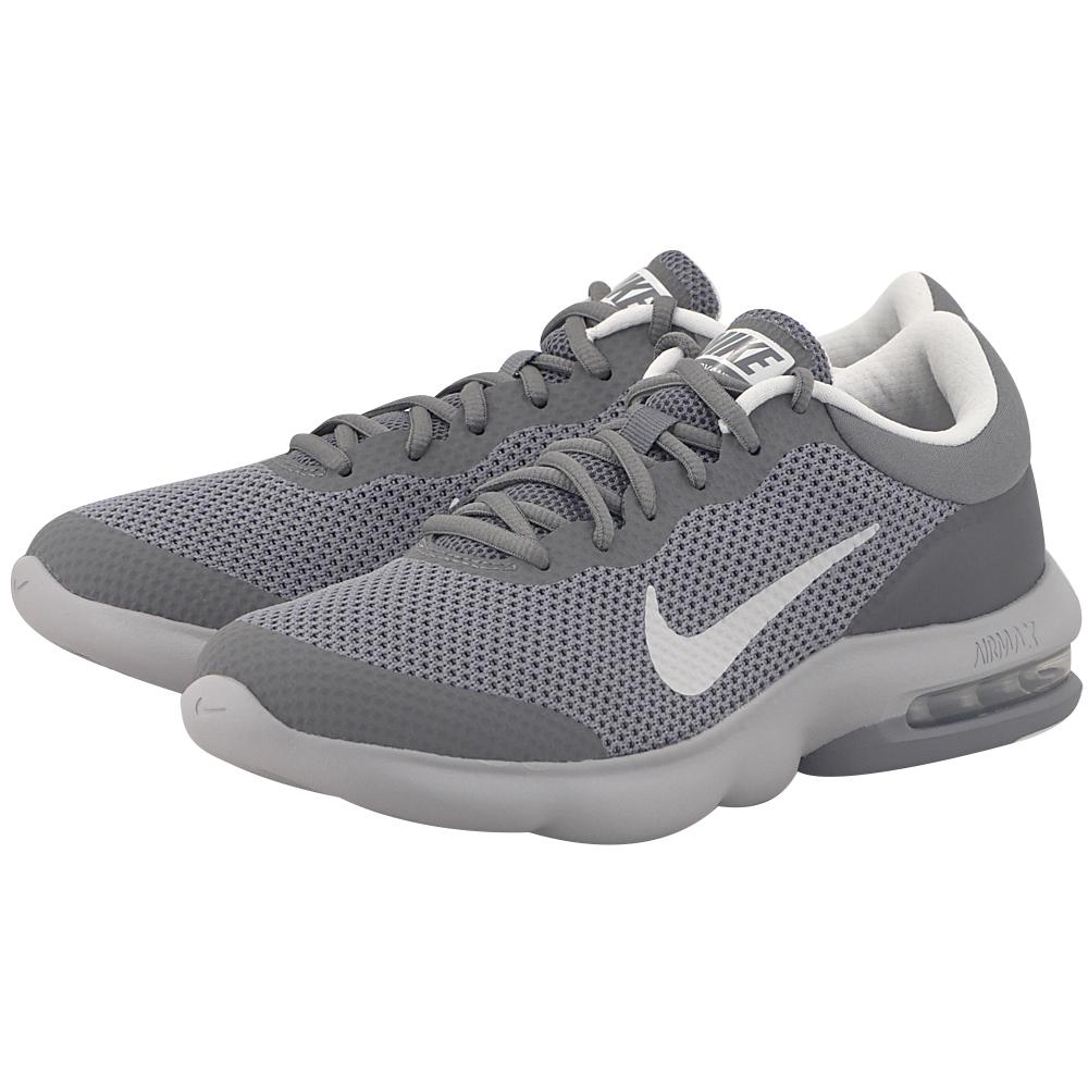 Nike – Nike Air Max Advantage Running 908981-007 – ΓΚΡΙ ΣΚΟΥΡΟ