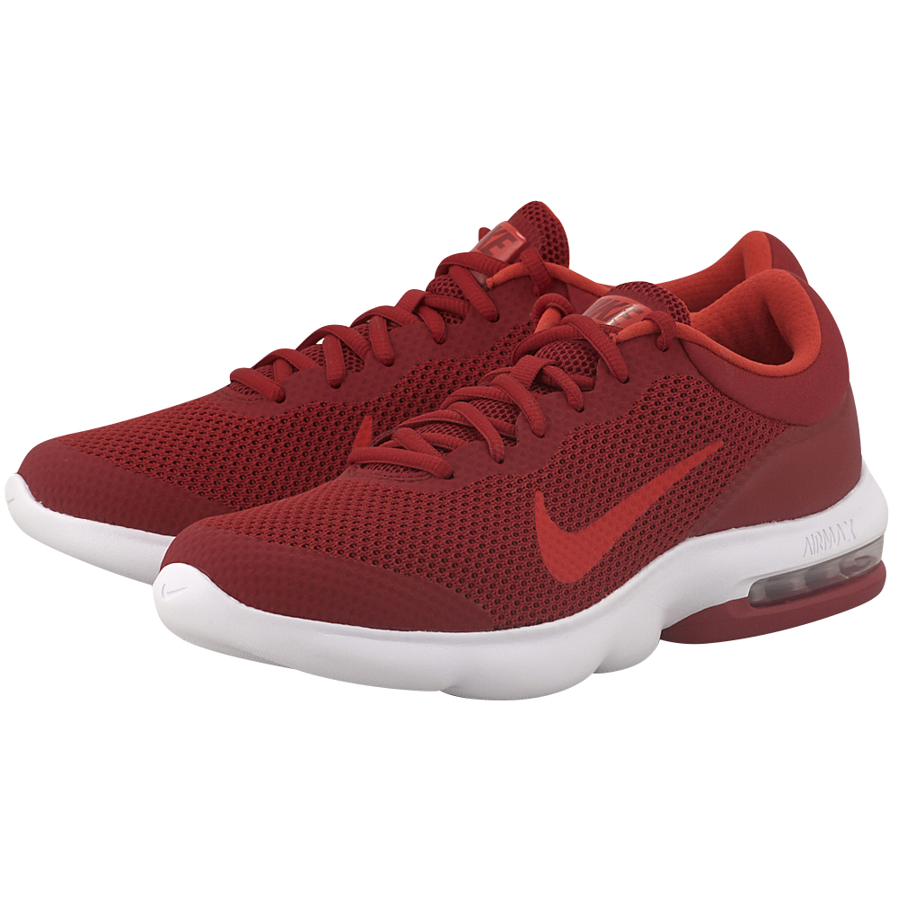 Nike - Nike Air Max Advantage Running 908981-601 - ΚΟΚΚΙΝΟ