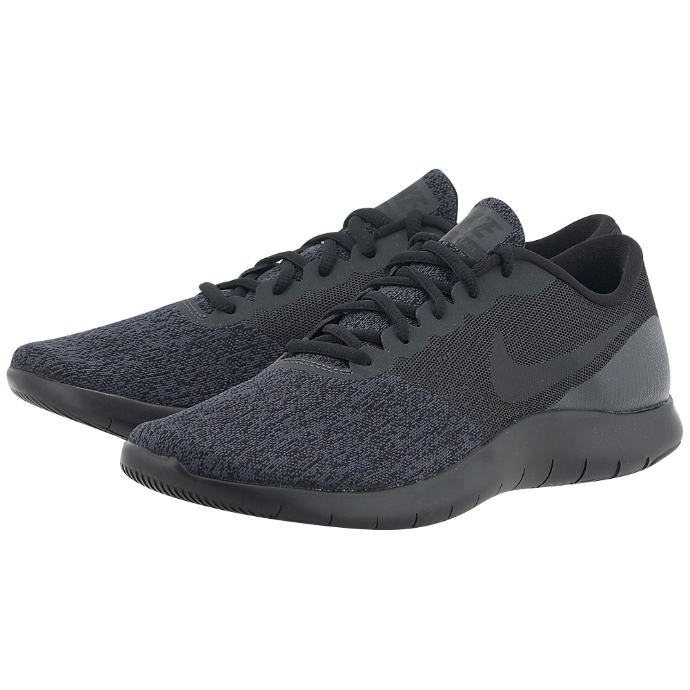 Nike – Nike Men's Flex Contact Running Shoe 908983-003 – ΜΑΥΡΟ