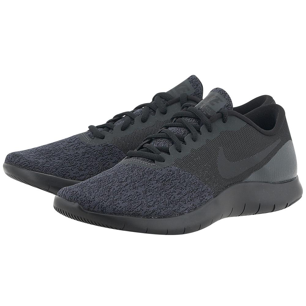 Nike - Nike Men's Flex Contact Running Shoe 908983-003 - ΜΑΥΡΟ