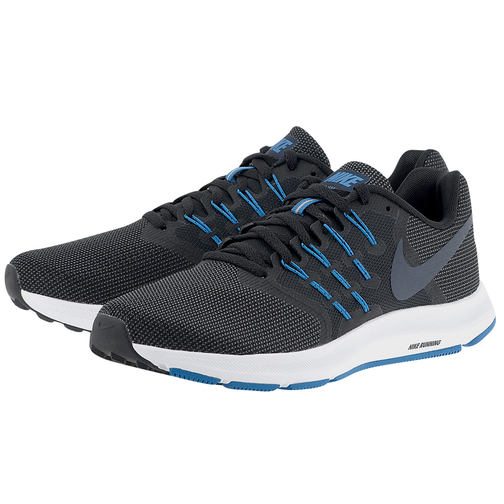 Nike - Nike Run Swift 908989-004 - ΜΑΥΡΟ