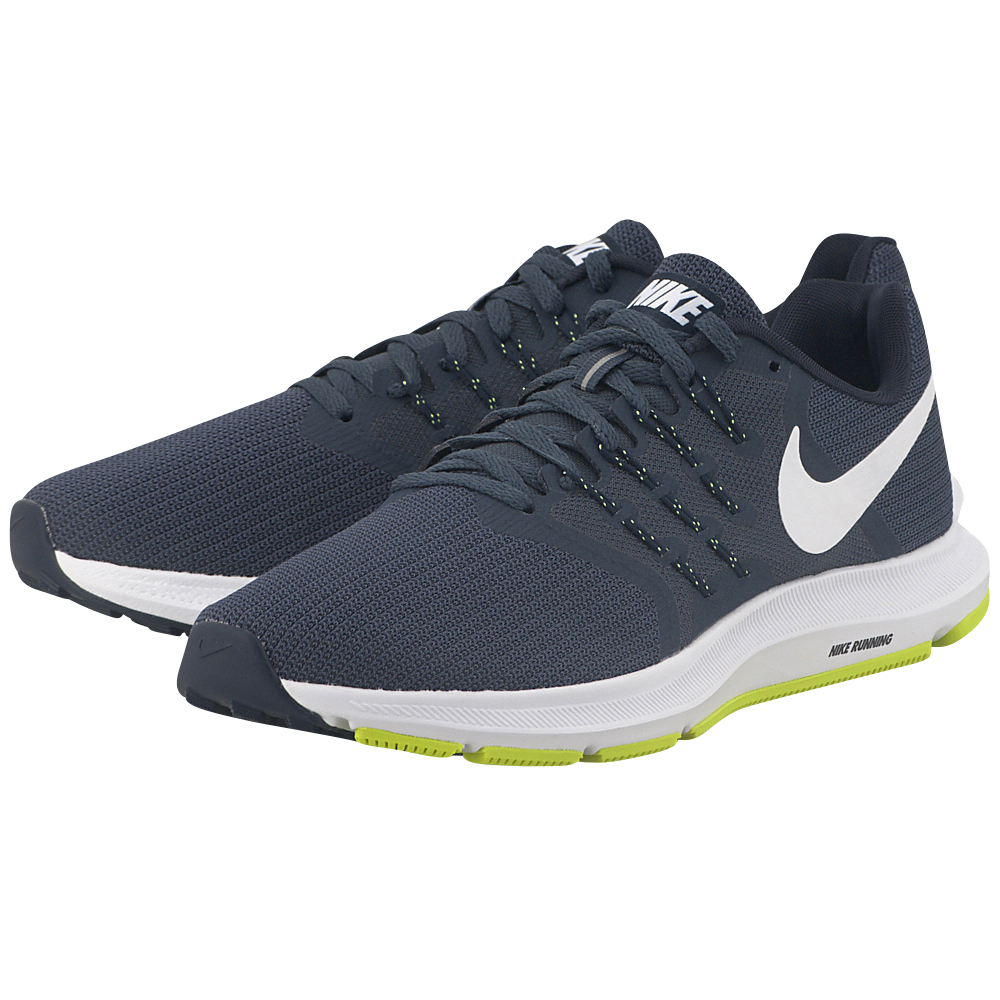 Nike - Nike Run Swift Running 908989-403 - ΜΠΛΕ ΣΚΟΥΡΟ