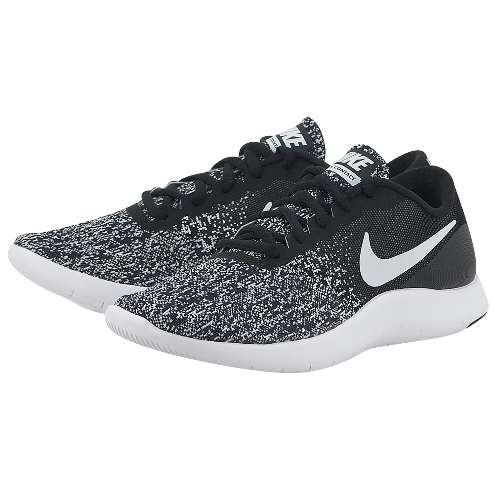 Nike – Nike Flex Contact 908995-002 – ΜΑΥΡΟ/ΛΕΥΚΟ
