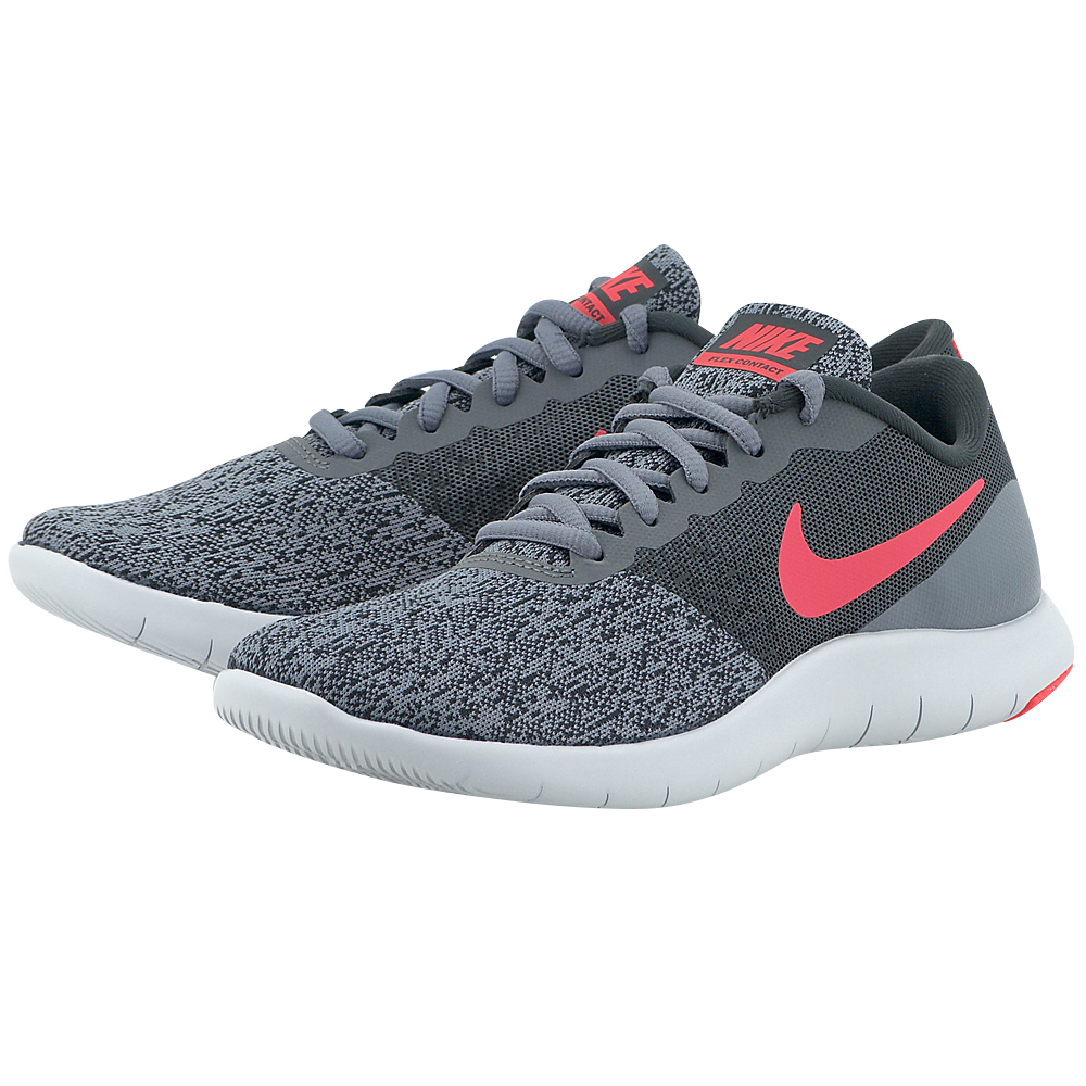 Nike – Nike Flex Contact Running 908995-005 – ΓΚΡΙ ΣΚΟΥΡΟ