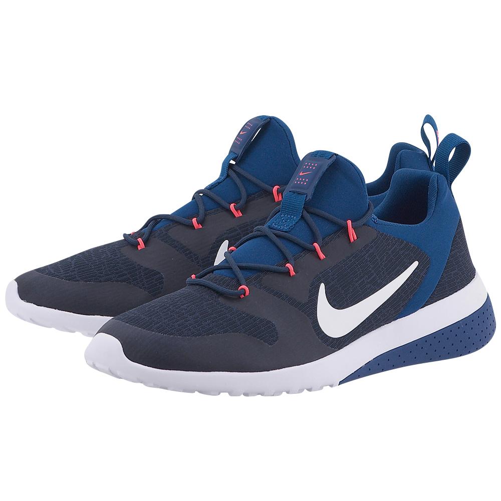 Nike - Nike CK Racer 916780-403 - ΜΠΛΕ ΣΚΟΥΡΟ