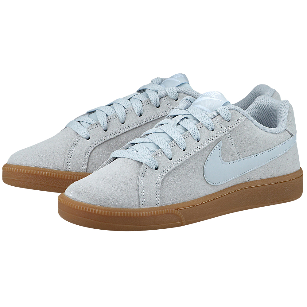 Nike - Nike Court Royale Suede 916795-001 - ΓΚΡΙ