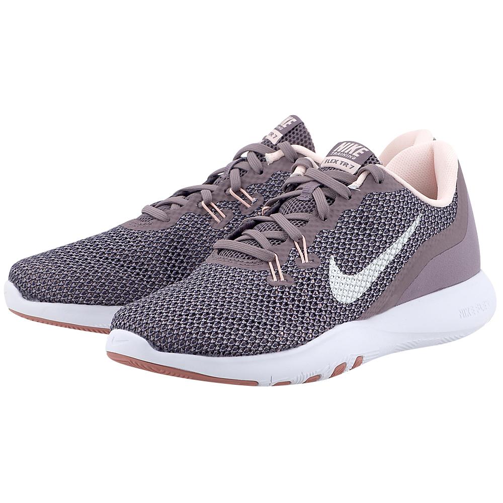 Nike - Nike Flex TR 7 Bionic Training 917713-200 - ΓΚΡΙ ΣΚΟΥΡΟ