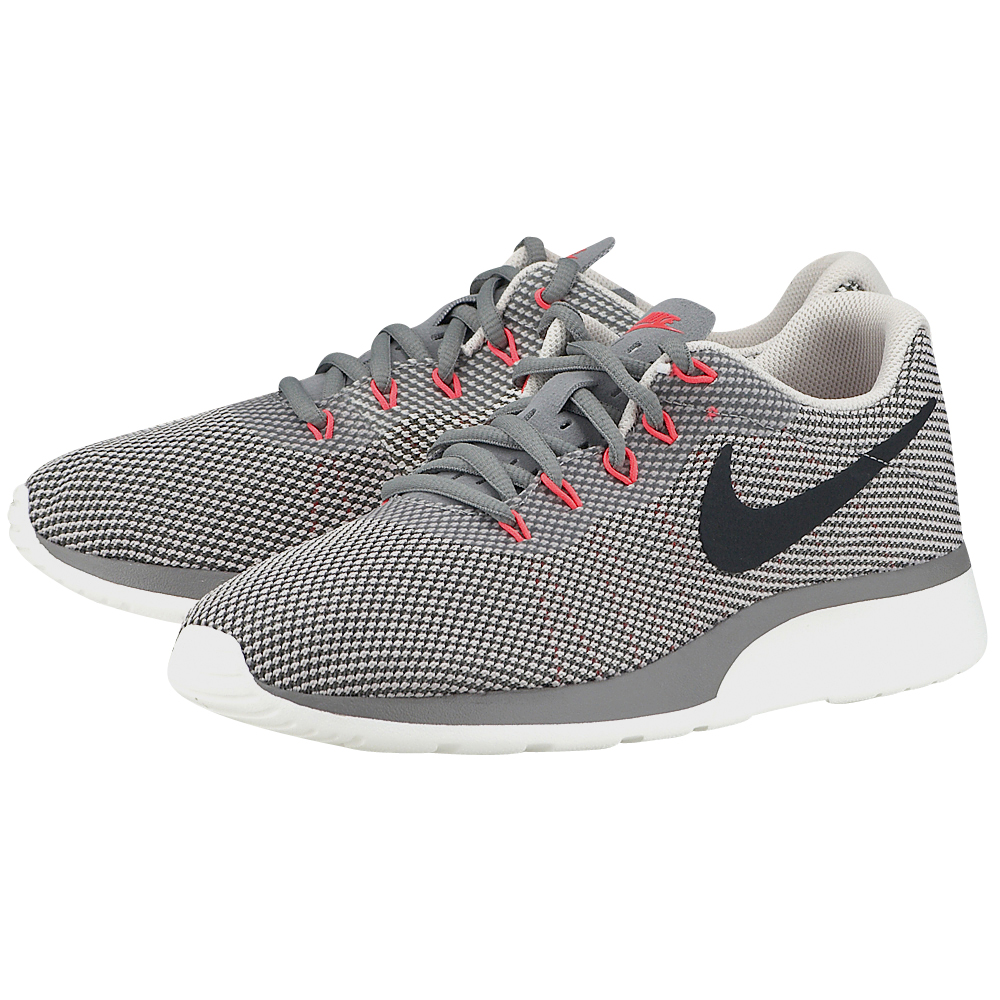 Nike - Nike Tanjun Racer 921669-003 - ΓΚΡΙ ΑΝΟΙΧΤΟ