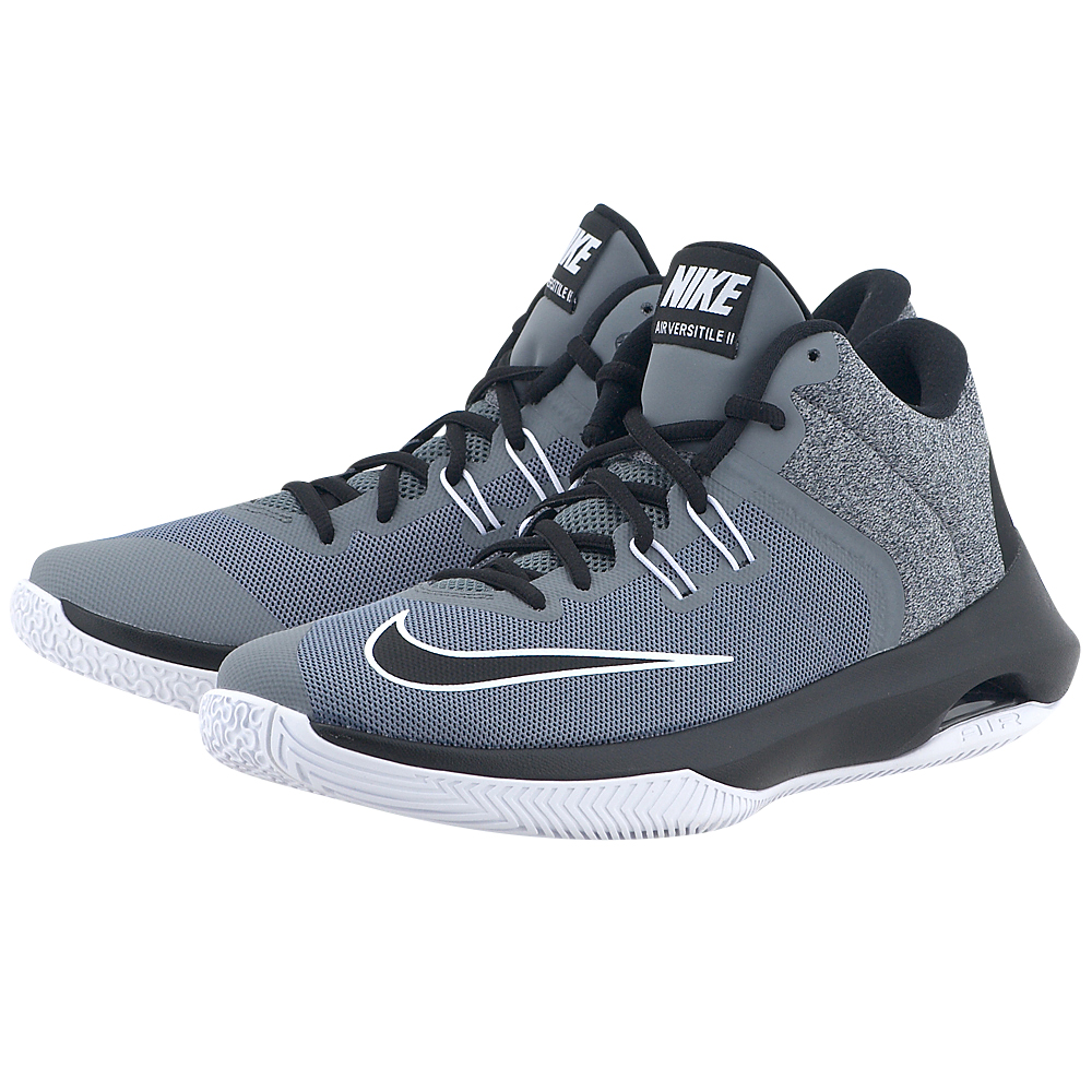 Nike – Nike Men's Air Versitile II Basketball Shoe 921692-003 – ΓΚΡΙ