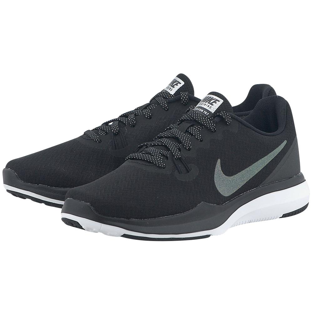 Nike - Nike Women's In-Season 7 Metallic Tr 921707-001 - ΜΑΥΡΟ