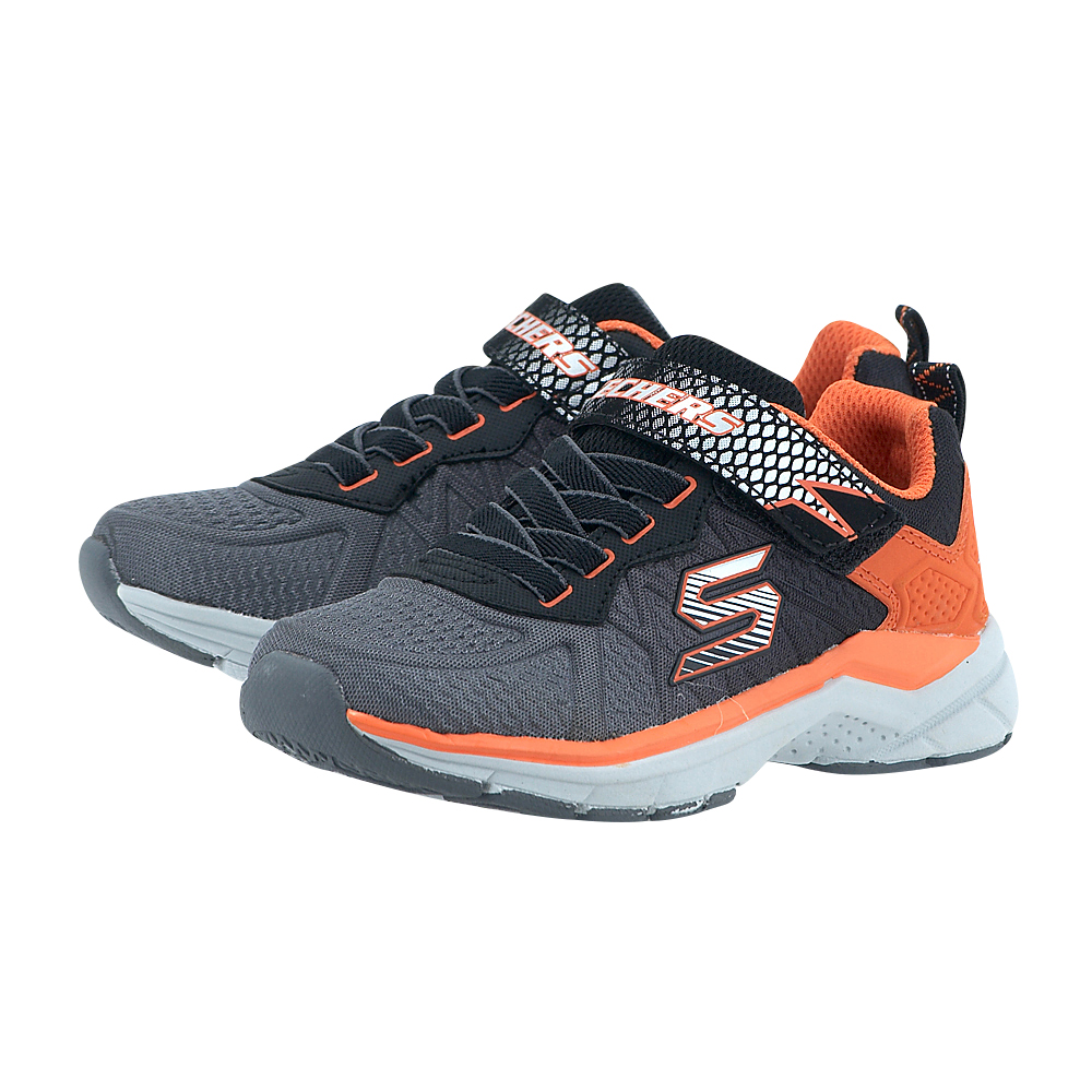 Skechers – Skechers 97541LCCOR – ΓΚΡΙ ΣΚΟΥΡΟ