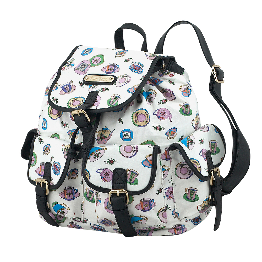 Anna Smith - Anna Smith A7082CH - ΛΕΥΚΟ outlet   αξεσουαρ   τσάντες   backpack