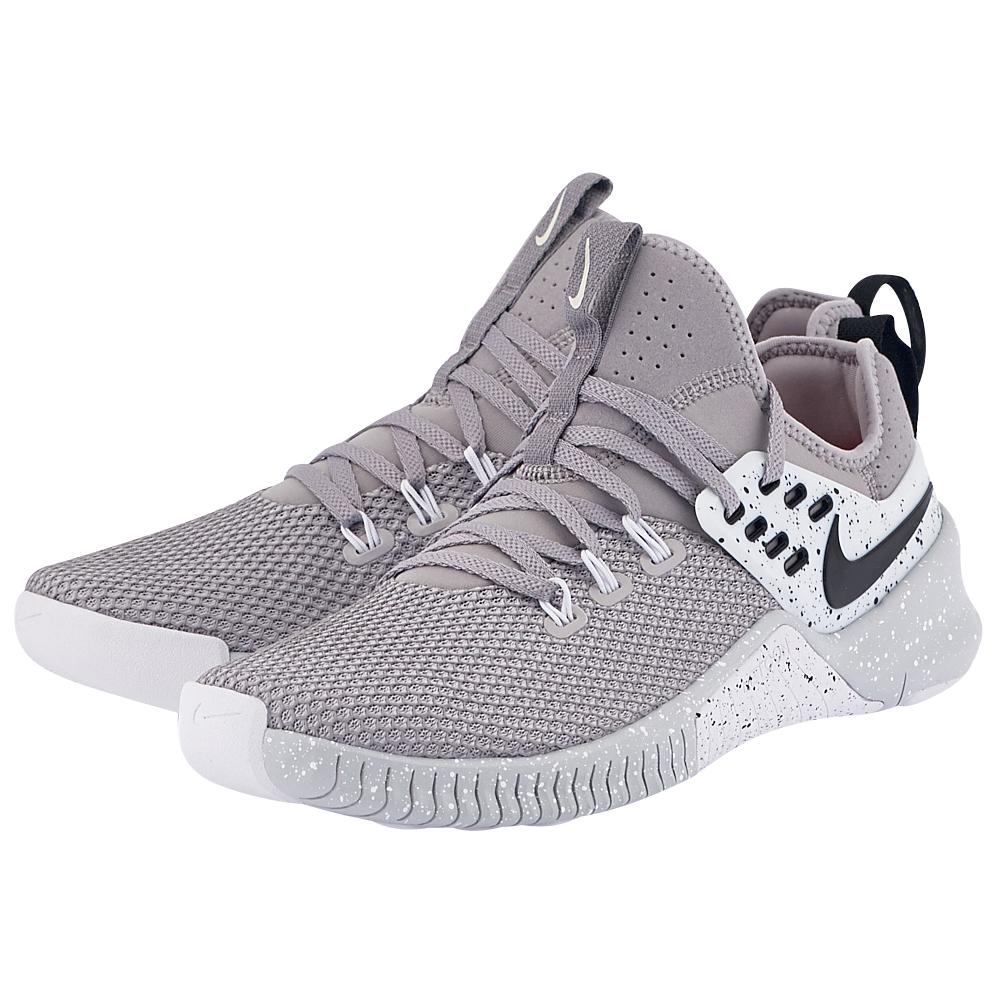 Nike - Nike Metcon Free AH8141-004 - ΓΚΡΙ