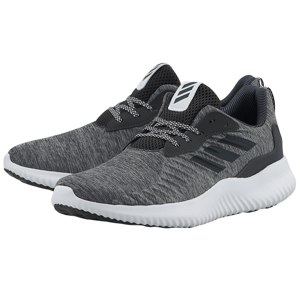 adidas Sports – adidas Alphabounce B42860 – ΓΚΡΙ ΣΚΟΥΡΟ