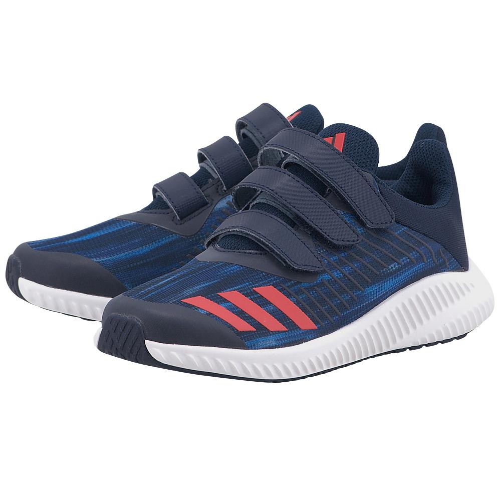 adidas Sports – adidas FortaRun CF K BA7890 – ΜΠΛΕ ΣΚΟΥΡΟ