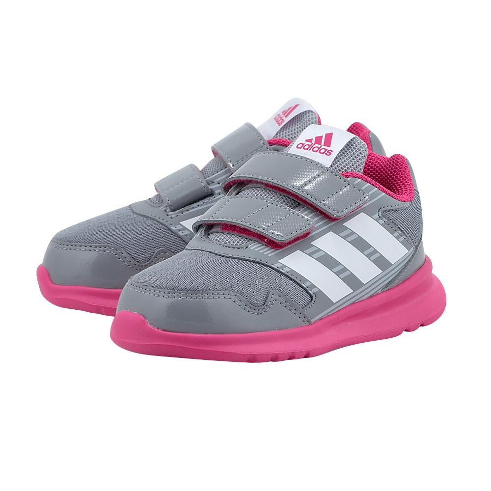 adidas Sports - adidas AltaRun CF I BA9412 - ΓΚΡΙ/ΦΟΥΞΙΑ