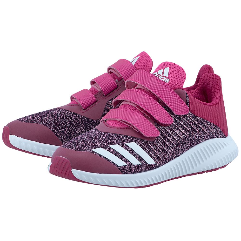 adidas Sports – adidas FortaRun CF Κ BA9479 – ΦΟΥΞΙΑ