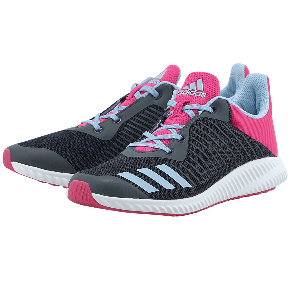 adidas Sports – adidas FortaRun Κ BA9490 – ΓΚΡΙ/ΦΟΥΞΙΑ