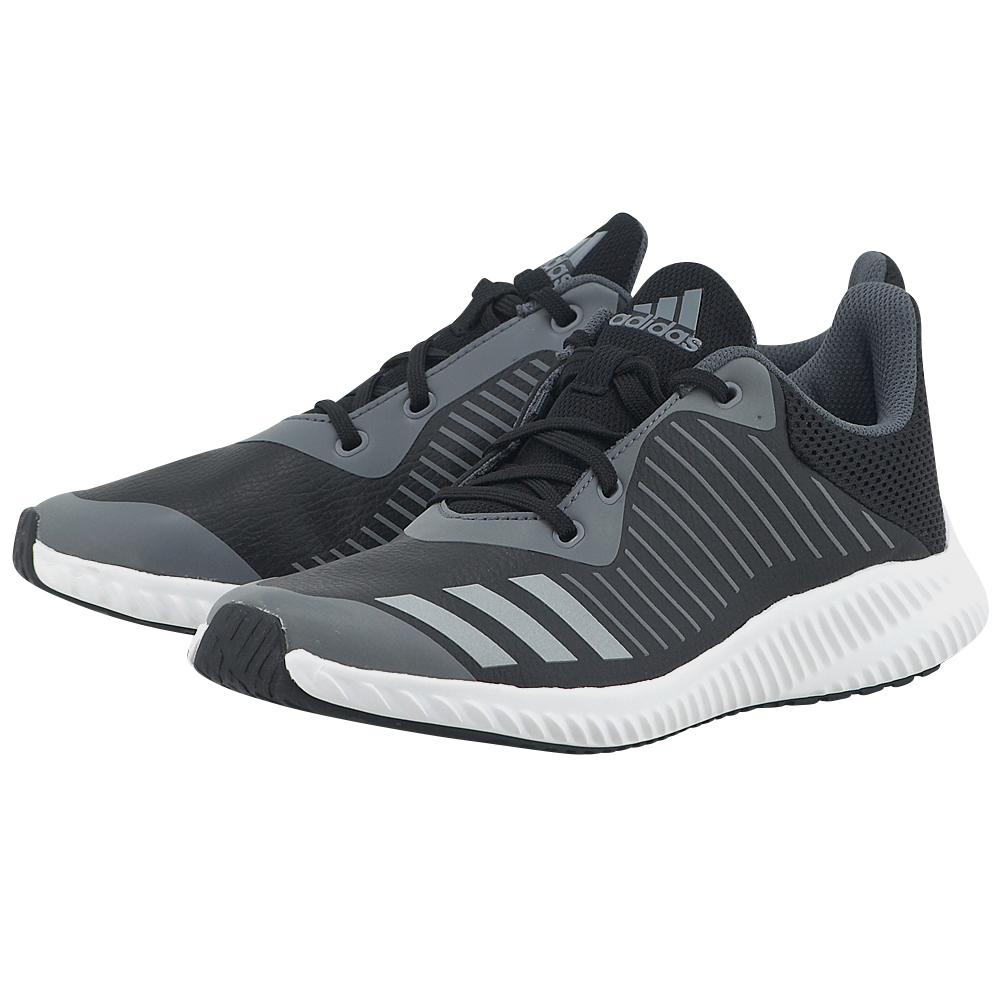 adidas Sports - adidas FortaRun K BA94943 - ΜΑΥΡΟ