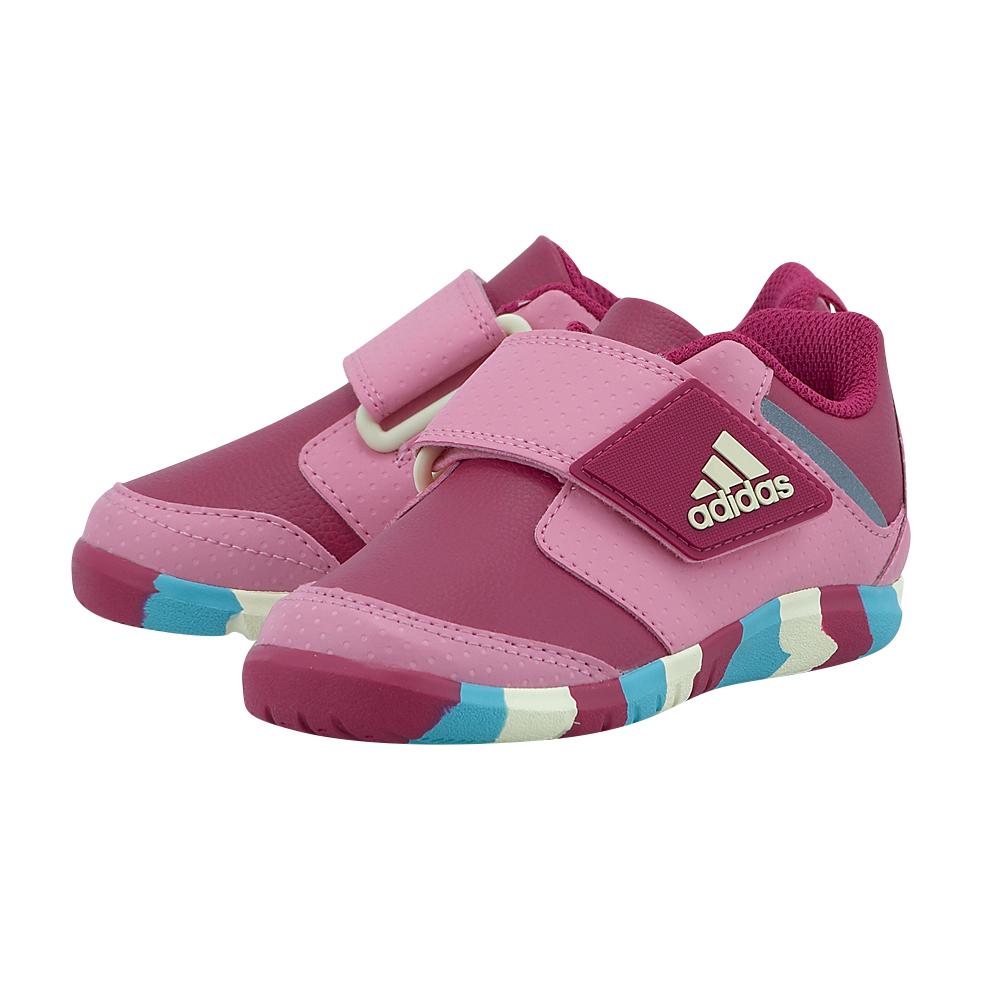 adidas FortaPlay AC I ροζ BA9556  b8d3069c0f5