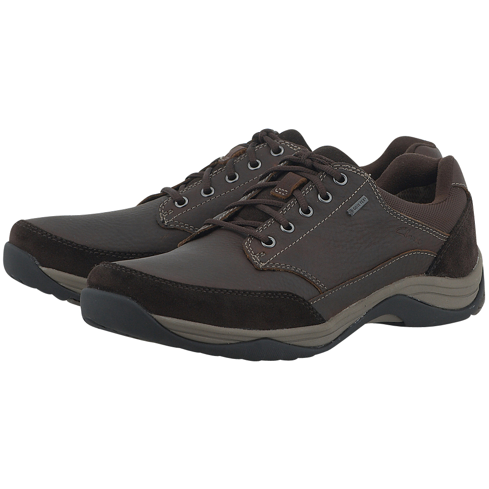 Clarks - Clarks BAYSTONEGO_GTX - ΚΑΦΕ outlet   ανδρικα   casual