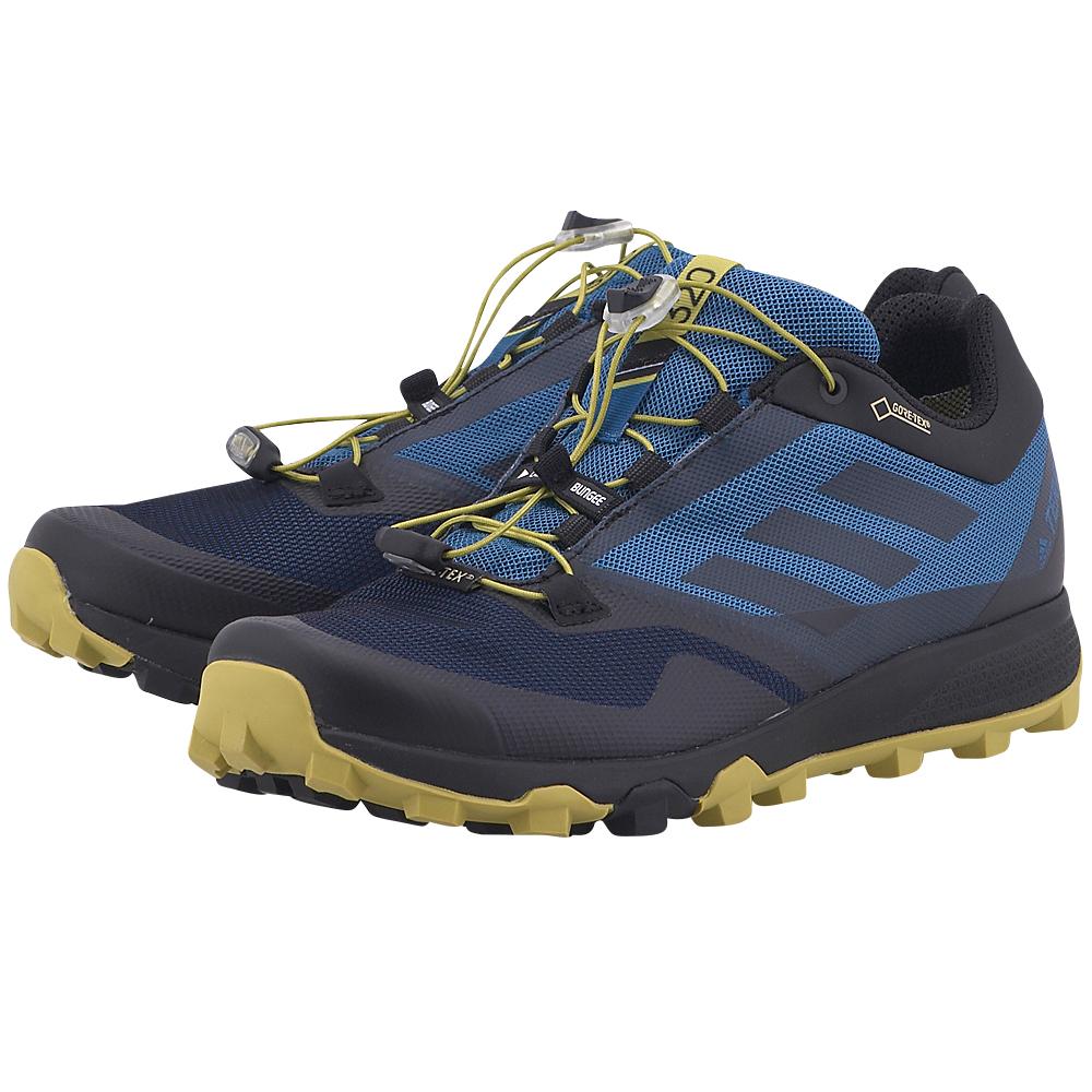 adidas Sports - adidas Terrex Trailmaker GTX BB0723 - ΜΠΛΕ ΣΚΟΥΡΟ