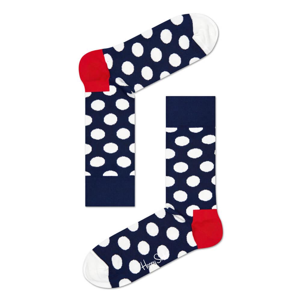 Happy Socks - Happy Socks Big Dot Socks BD01-608MS - 00107